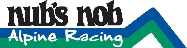 Nub's Nob Alpine Racing Logo