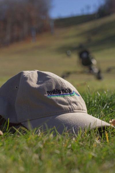 Nub's Nob Logo Hat - Tan