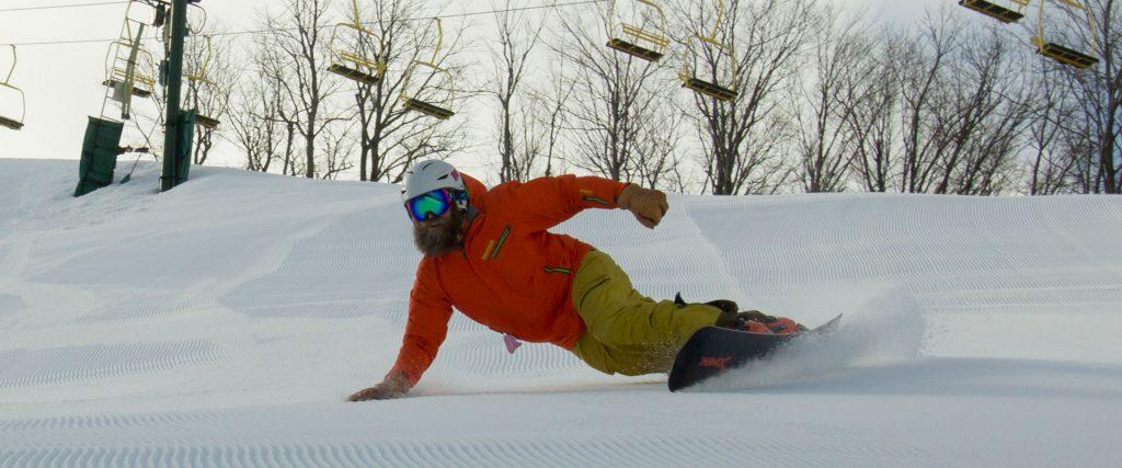 Nubs Nob Snowboard Northern Michigan