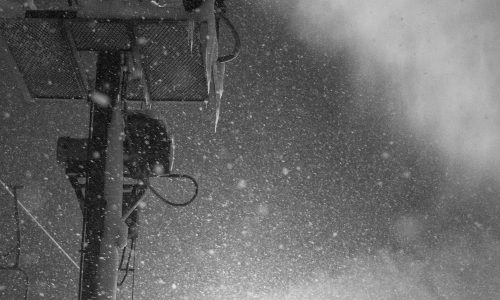 Snow Tower Running