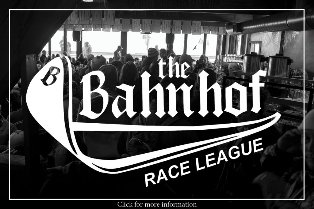 Bahnhof race league button