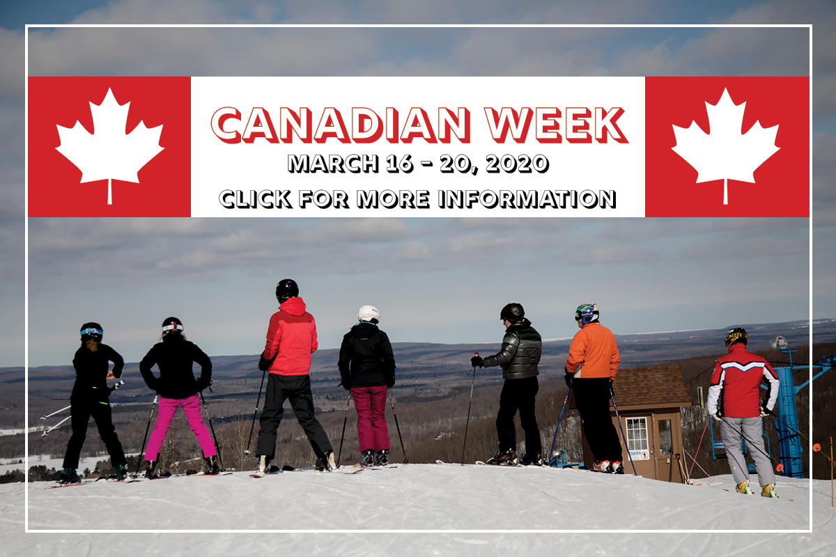 Canadian week page button