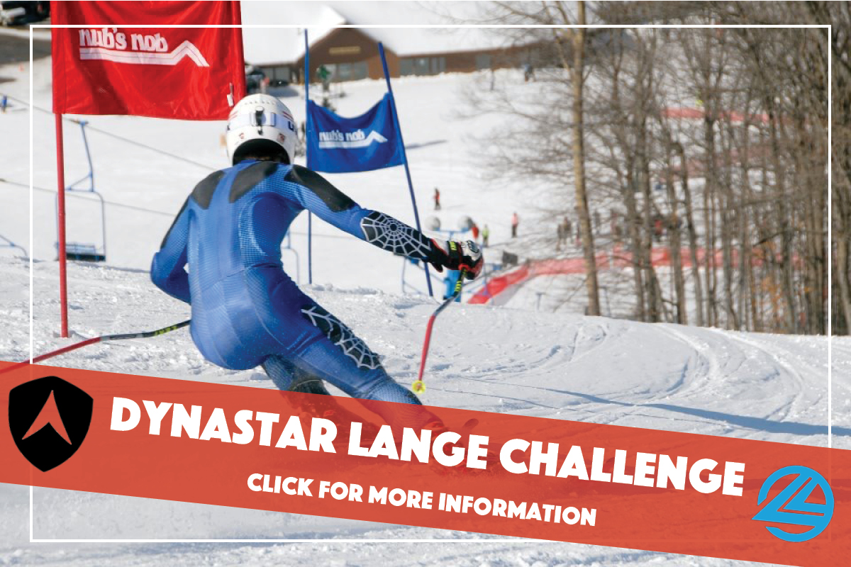 Dynastar lange challenge page button