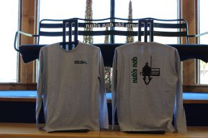 nub's nob chairlift t-shirt
