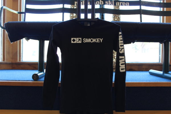 Smokey long sleeve shirt