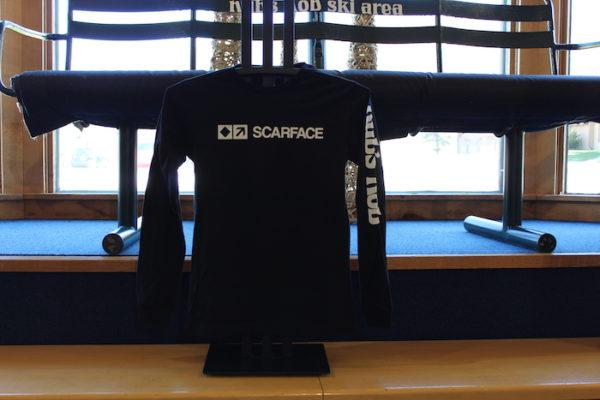 Scarface long sleeve shirt