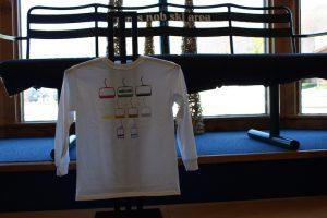 Kid's Nub's Nob Multiple Chairlift Long Sleeve Shirt