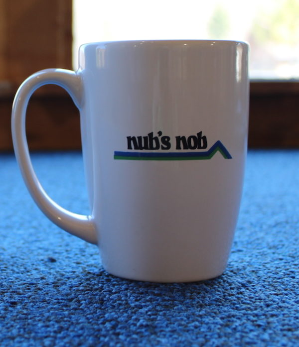Nub's Nob Coffee Mug