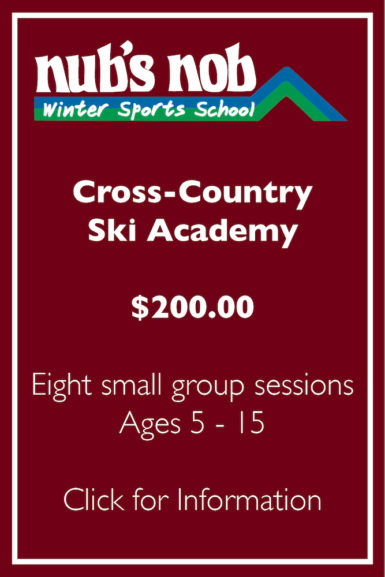 XC Ski Academy Registration
