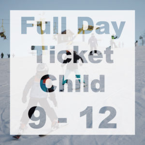 Full Day Child Ticket